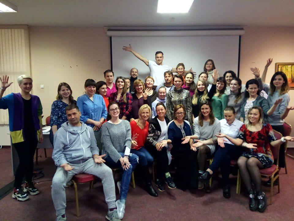Обучающий семинар для психологов в пансионате «Покровское»