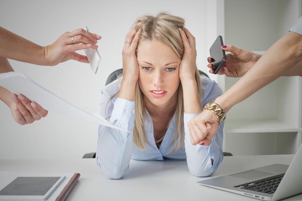 Стресс как проявление чрезмерного психологического или физиологического напряжения