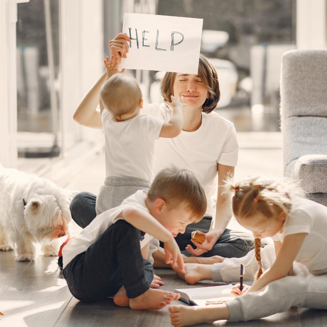 Группа поддержки для мам
