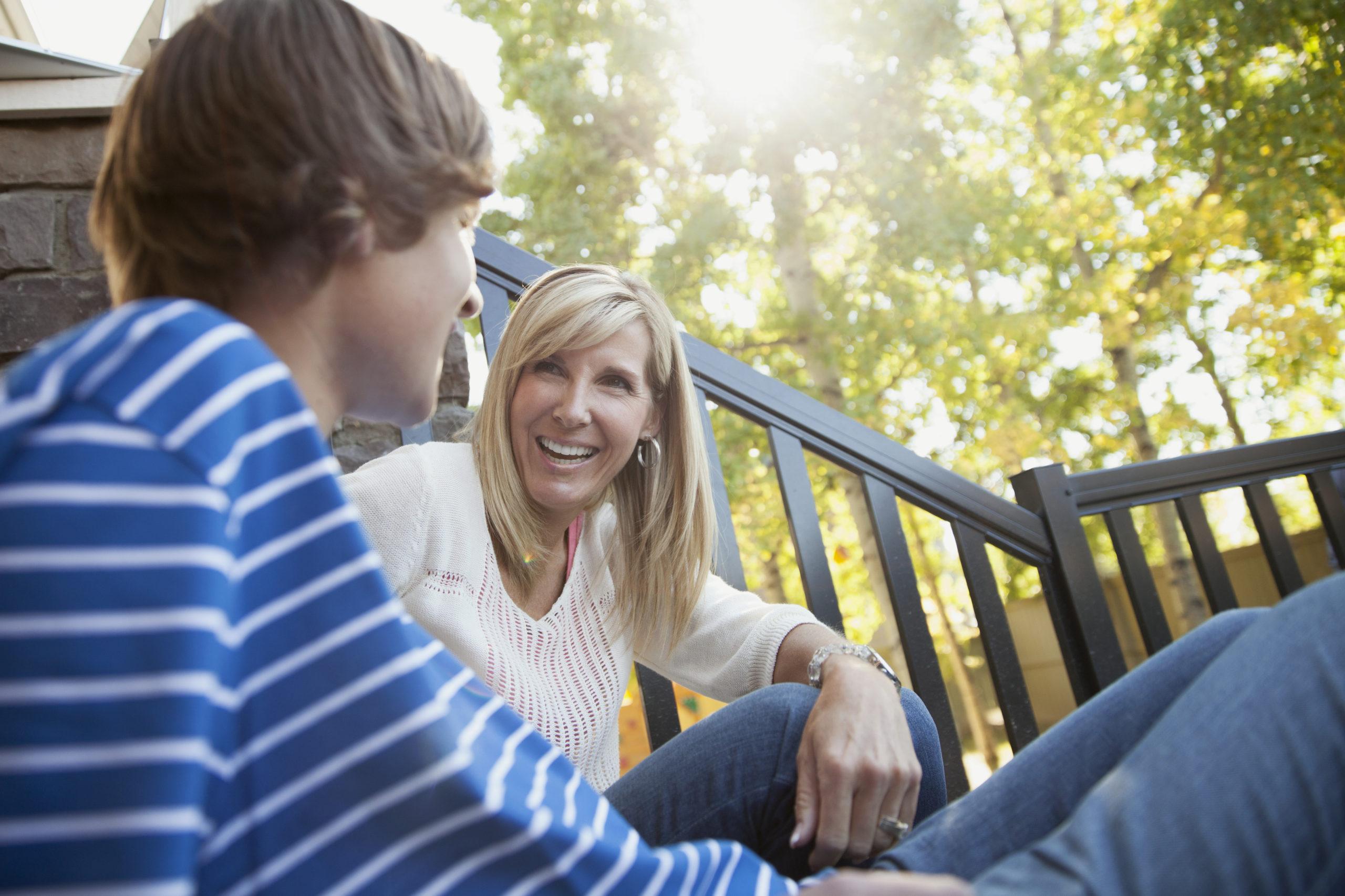 Группа поддержки для родителей «Общение с подростком»